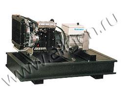 Дизель электростанция Stubelj DEE 12 мощностью 12 кВА (10 кВт) на раме