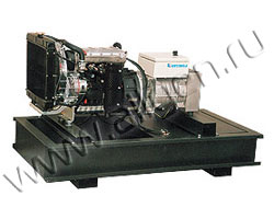 Дизель электростанция Stubelj LDE 33 P мощностью 33 кВА (26 кВт) на раме