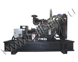 Дизель электростанция Stubelj LDE 49 P мощностью 49 кВА (39 кВт) на раме