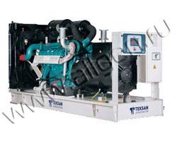 Дизель электростанция Teksan TJ335DW5C мощностью 335 кВА (268 кВт) на раме