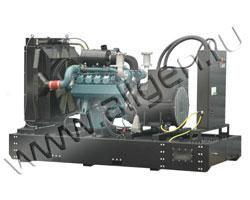 Дизель электростанция Teksan TJ560DW5A  мощностью 560 кВА (448 кВт) на раме