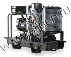Дизель электростанция Teksan TJ50MS5K мощностью 50 кВА (40 кВт) на раме