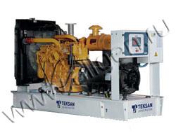 Дизель электростанция Teksan TJ360SD5A  мощностью 360 кВА (288 кВт) на раме
