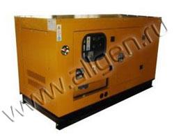 Дизель генератор Tide Power TPE30S мощностью 33 кВА (26 кВт) в шумозащитном кожухе