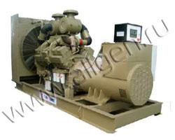 Дизель электростанция Tide Power TCM500Q мощностью 550 кВА (440 кВт) на раме