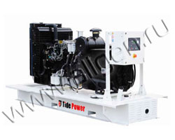 Дизель электростанция Tide Power TFL45 мощностью 50 кВА (40 кВт) на раме