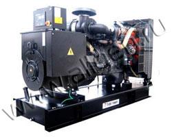 Дизель электростанция Tide Power TIV45 мощностью 50 кВА (40 кВт) на раме