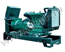 Дизель электростанция Tide Power TLP28.4 мощностью 31 кВА (25 кВт) на раме