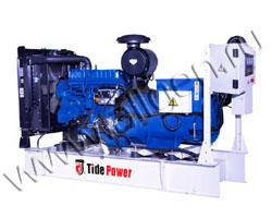 Дизель электростанция Tide Power TPE500 мощностью 550 кВА (440 кВт) на раме