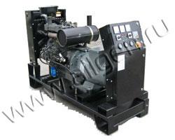 Дизель генератор Tide Power TQQ10 мощностью 11 кВА (9 кВт) на раме