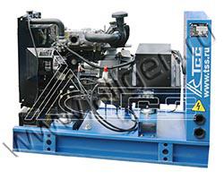 Дизель электростанция TCC АД-24С-Т400-РМ18 мощностью 33 кВА (26 кВт) на раме