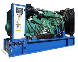 Дизель электростанция TCC АД-250С-Т400-РМ11  мощностью 344 кВА (275 кВт) на раме