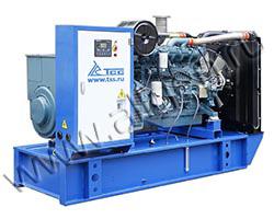 Дизель электростанция TCC АД-250С-Т400-РМ17 мощностью 344 кВА (275 кВт) на раме