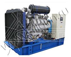 Дизель электростанция TCC АД-250С-Т400-РМ3 мощностью 344 кВА (275 кВт) на раме