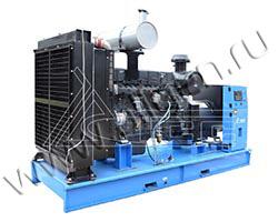 Дизель электростанция TCC АД-250С-Т400-РМ5 мощностью 344 кВА (275 кВт) на раме