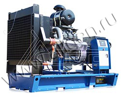 Дизель электростанция TCC АД-250С-Т400-РМ6 мощностью 344 кВА (275 кВт) на раме