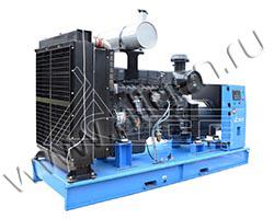 Дизель электростанция TCC АД-260С-Т400-РМ5 мощностью 358 кВА (286 кВт) на раме