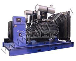 Дизель электростанция TCC АД-400С-Т400-РМ11 мощностью 550 кВА (440 кВт) на раме
