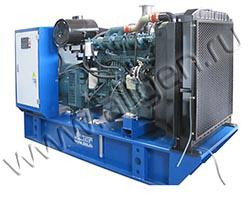 Дизель электростанция TCC АД-400С-Т400-РМ17 мощностью 550 кВА (440 кВт) на раме