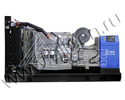 Дизель электростанция TCC АД-400С-Т400-РМ18 мощностью 550 кВА (440 кВт) на раме