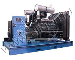 Дизель электростанция TCC АД-400С-Т400-РМ5 мощностью 550 кВА (440 кВт) на раме