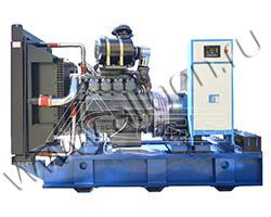 Дизель электростанция TCC АД-400С-Т400-РМ6 мощностью 550 кВА (440 кВт) на раме