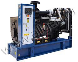Дизельный генератор TCC АД-70С-Т400-РМ11
