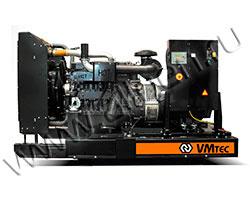Дизель электростанция VMtec PWD 320 мощностью 350 кВА (280 кВт) на раме