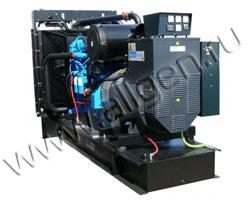 Дизель электростанция Welland WP500 мощностью 550 кВА (440 кВт) на раме
