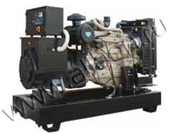 Дизель электростанция WFM K450 WP (WPS) мощностью 50 кВА (40 кВт) на раме