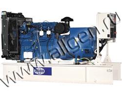 Дизель генератор Wilson P110-2 мощностью 110 кВА (88 кВт) на раме