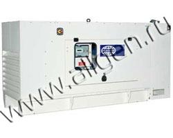 Дизель генератор Wilson P110-2 мощностью 110 кВА (88 кВт) в шумозащитном кожухе