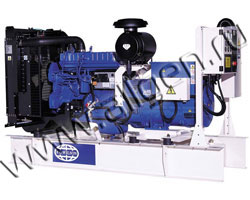 Дизельная электростанция Wilson P275-3