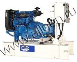Дизель электростанция Wilson P30P1 мощностью 33 кВА (26 кВт) на раме