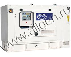 Дизель генератор Wilson P60P3 мощностью 65 кВА (52 кВт) в шумозащитном кожухе