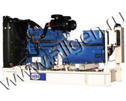 Дизель электростанция Wilson P500P2 мощностью 550 кВА (440 кВт) на раме