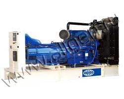 Дизель электростанция Wilson P550-1 мощностью 550 кВА (440 кВт) на раме
