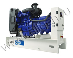 Дизельная электростанция Wilson P7.5-4S