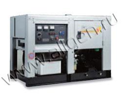 Дизель электростанция Yanmar YEG500DSHC (DSHS) мощностью 34 кВА (27 кВт) на раме