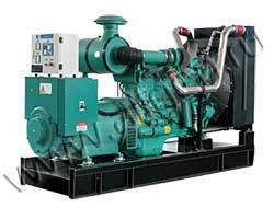 Дизель электростанция Z-Power ZP350C мощностью 350 кВА (280 кВт) на раме