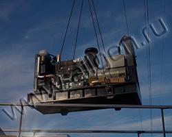 Дизельная электростанция EPS System GV 275