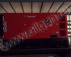 Дизельная электростанция Energo ED 250/400 IV