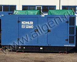 Дизельная электростанция KOHLER-SDMO