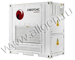 Нагрузочный реостат Crestchic 1500 (1500 кВт)
