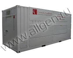 Нагрузочный реостат Crestchic 4000 (4000 кВт)