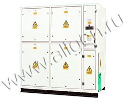 Нагрузочный реостат Crestchic 800 (800 кВт)