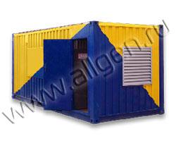 Нагрузочный реостат LB 2000 (2000 кВт)