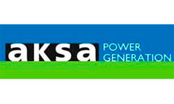 Логотип компании AKSA