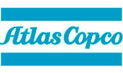 Логотип компании Atlas Copco