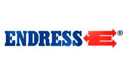 Логотип компании Endress